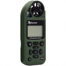 Kestrel 5700 Elite Applied Ballistics Weather Meter with Link - Olive