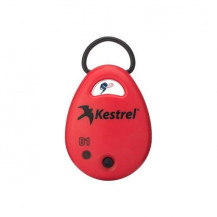 Kestrel Drop 1 Temperature Logger - Red