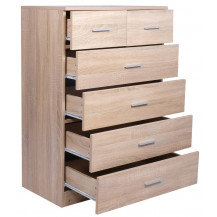Kaio Bari Chest of Drawers - 70cm