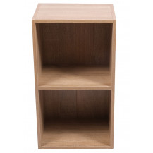 Kaio Genoa 2 Tier Shelf