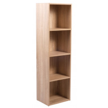 Kaio Genoa 4 Tier Shelf