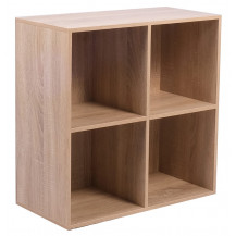 Kaio Sardinia 4 Cube Shelf