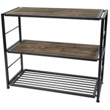 Kaio Tuscany 3 Layer Shelf