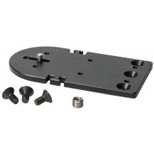 Kopfjager Reaper Rig Accessory Plate - Accessories NOT included.