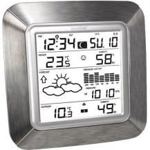 La Crosse Weather Station with Barometric Bar Graph - WS9057