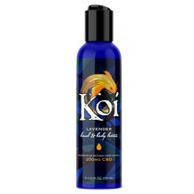 Koi CBD 200 mg Hemp Extract Lotion - Lavender, 125 ml