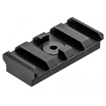 Leapers UTG MTURS09S PRO M-LOK KeyMod Picatinny Adapter