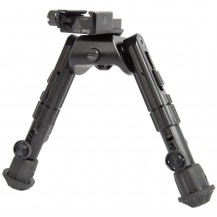 Leapers UTG Heavy Duty Recon 360 Bipod - Center Height 5.59-7.0