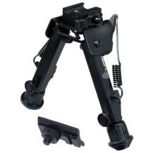 Leapers UTG Super Duty Bipod (Quick-release, 15-21.5 cm)