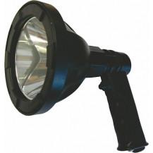 Ledlux Recharge Spotlight 10W LED w/AC Charger - 600 Lumens