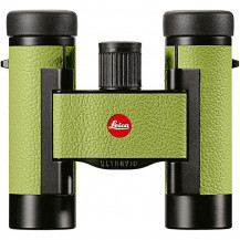 Leica Ultravid Colorline 8x20 Binocular (Apple Green)