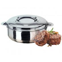 Lekke Pots Stainless Steel Hot Pot - 5000ml