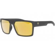 Leupold Becnara Sunglasses - Black/ Gloss, Orange Mirror