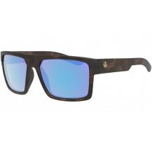 Leupold Becnara Sunglasses - Black/ Tortoise, Blue Mirror