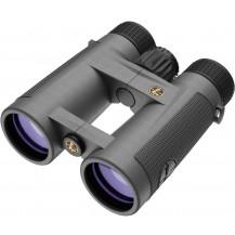 Leupold Bino BX-4 Pro Guide HD 10X42mm Binocular - Roof Shadow Grey - Side View