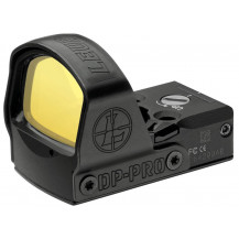 Leupold DeltaPoint Pro Reflex Red Dot Sight Scope - 7.5 MOA Reticle - Front View