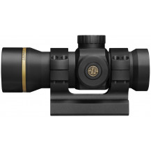 Leupold Freedom RDS 1X34mm Red Dot Sight Scope - 1.0 MOA W/Mount - Side View