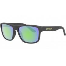 Leupold Katmai Sunglasses - Black, Emerald Mirror