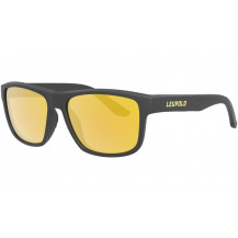 Leupold Katmai Sunglasses - Black, Orange Mirror