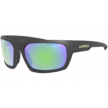 Leupold Packout Sunglasses - Black, Emerald Mirror