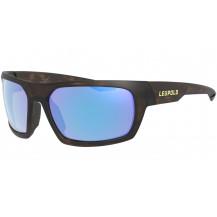 Leupold Packout Sunglasses - Tortoise, Blue Mirror