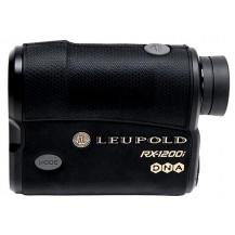 Leupold RX-1200i TBR with DNA Digital Laser Rangefinder - Black - Side View