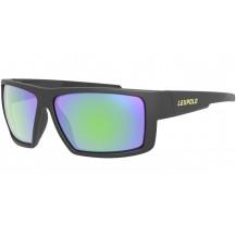 Leupold Switchback Sunglasses - Black, Emerald Mirror