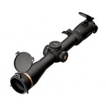 Leupold VX-6HD 3-18x50mm Side Focus CDS-ZL2 Rifle Scope - FireDot 4 Fine (Illuminated) Reticle, Matte Black
