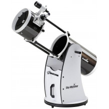 "Sky-Watcher Flex Tube Dobsonian Telescope - 10"", Black"