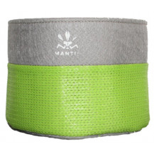 Mantis Grow Fabric Velcro Bee-Pot - 24L, Lime - Not exact size sold and is for display purposes