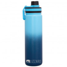 Lizzard Flask - 650 ml, Navy Ombre