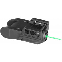 Compact L9 Laser Rifle Sight - Green
