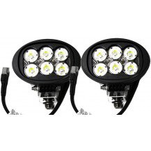 Lumeno Spot Lights Set of 2 - 5400 Lumen / 250m