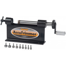 Lyman AccuTrimmer Set With 9 Pilots - 7862210