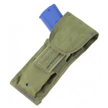 Condor Modular Single Pistol Holster/Pouch - Olive Drab - Gun NOT included.