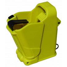 Maglula UpLULA Universal Pistol Magazine Loader – 9mm to 45ACP, Lemon