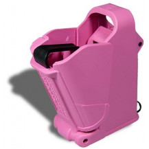 Maglula UpLULA Universal Pistol Magazine Loader – 9mm to 45ACP, Pink