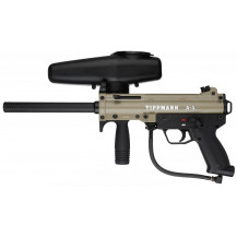Tippmann A-5 W/SS Basic Paintball Marker - Dark Earth