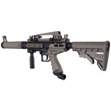 Tippmann Cronus Tactical .50 Cal Paintball Marker - Black/Dark Earth