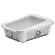 McMac Hercules Tray and Rim Litter Tray - Cat's In Love