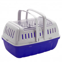 McMac Hipster Transporter - Large, Blue Berry