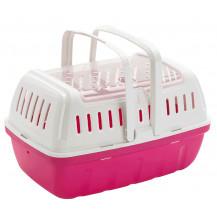 McMac Hipster Transporter - Large, Hot Pink