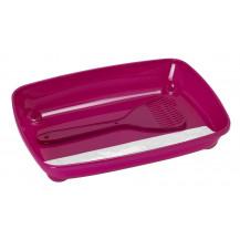 McMac Kitten Litter Box Starter Pack - Hot Pink