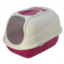 McMac Mega Comfy Cat Litter Box - Hot Pink
