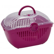 McMac Top Runner Pet Transporter - Hot Pink