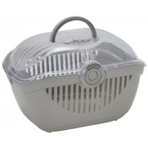 McMac Top Runner Pet Transporter - Warm Grey