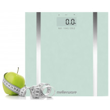 Mellerware Bodymax Glass Bathroom Scale