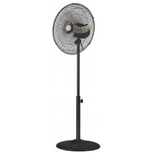 Mellerware Elegant Breeze Adjustable Fan - Black