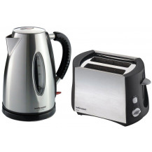 Mellerware Executive Cordless Kettle and Toaster Pack