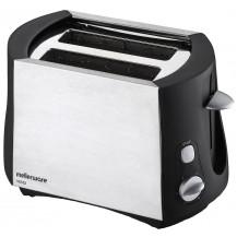 Mellerware Vesta 2 Slice Stainless Steel Toaster